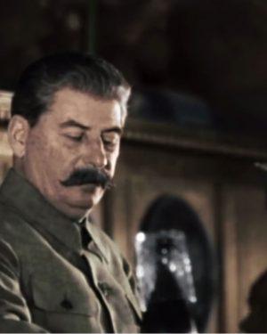 آخرالزمان استالین-شیطان