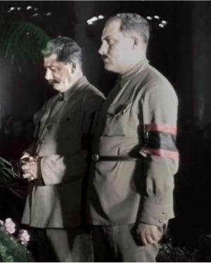 آخرالزمان استالین-ارباب جهان