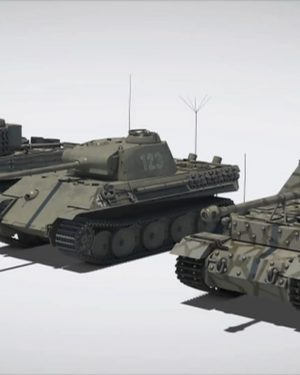 مستند طوفان شوروی نبرد کورسک