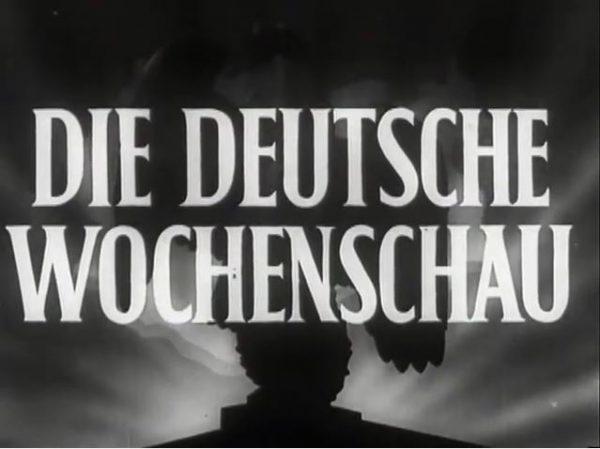 گزارش خبری آلمان نازی