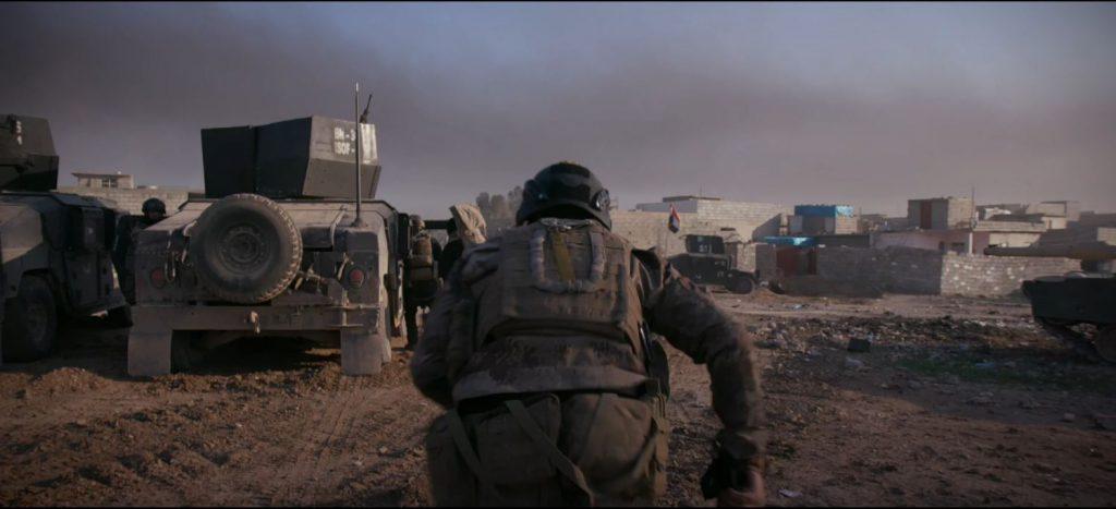 مستند نبرد موصل
